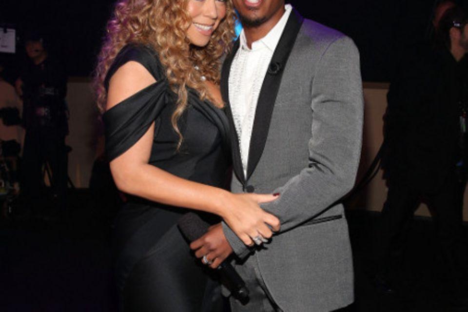 Mariah Carey + Nick Cannon
