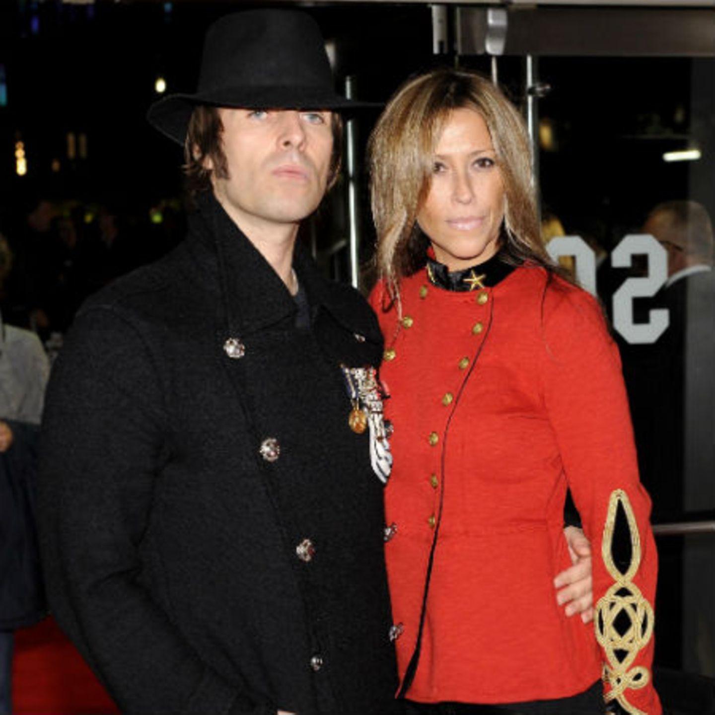 Liam Gallagher + Nicole Appleton