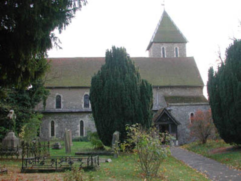 """In der Kirche """"St. Mary Magdalene"""" in Davington heirateten Bob Geldof und Paula Yates, später wurde diese auf dem angrenzenden Friedhof begraben. Peaches wurde hier getauft und getraut, höchstwahrscheinlich wird sie in der Nähe ihrer Mutter beerdigt."""
