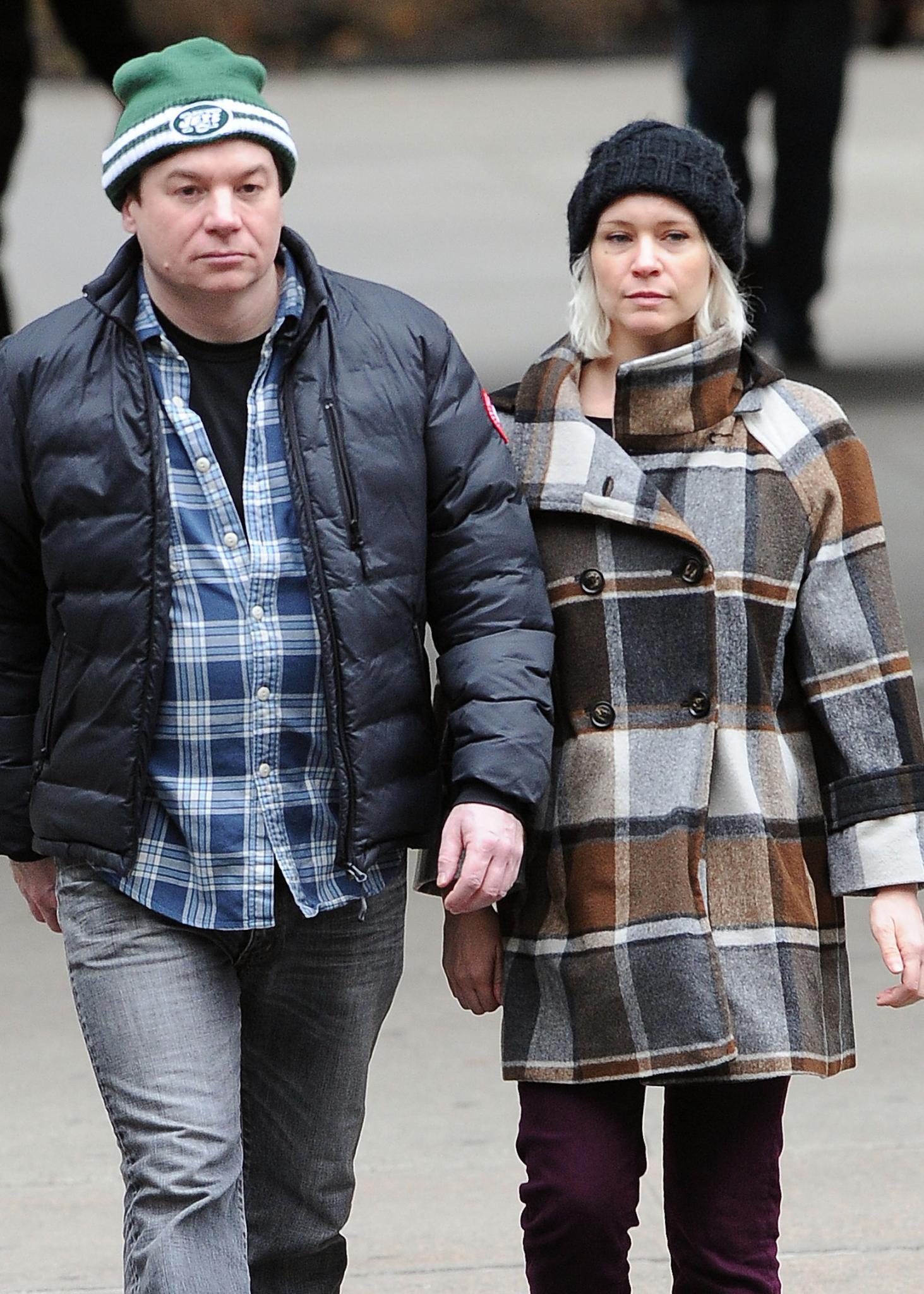 Mike Myers und Kelly Tisdale sind seit 2010 verheiratet.