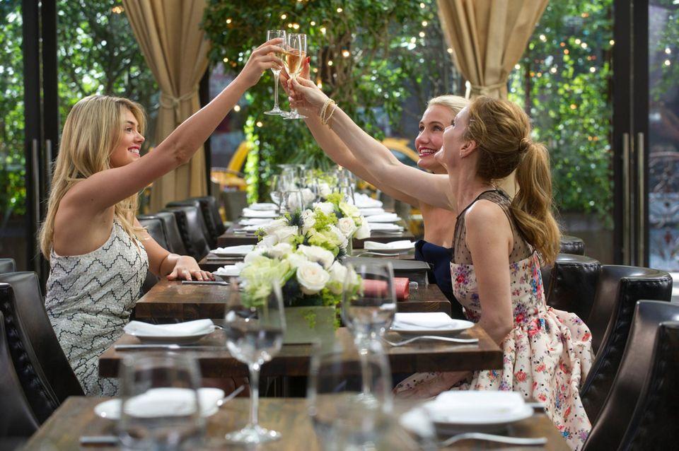 """Mädels unter sich: Kate Upton, Cameron Diaz und Leslie Mann in """"Die Schadenfreundinnen"""""""