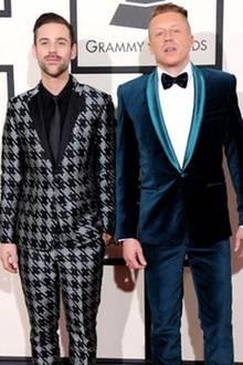 Ryan Lewis + Macklemore