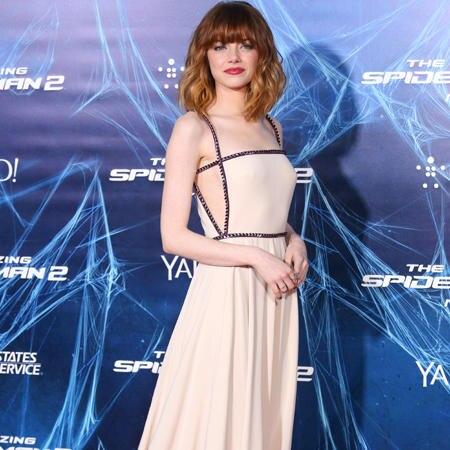 Emma Stone Filmpremiere Mit Neuer Frisur Galade