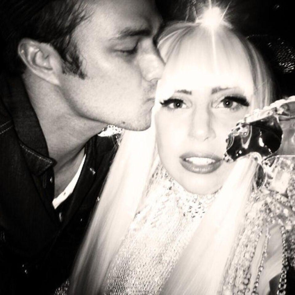 Taylor Kinney + Lady Gaga