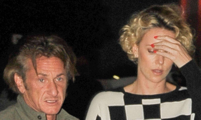 Sean Penn und Charlize Theron sind zusammen unterwegs in Los Angeles.