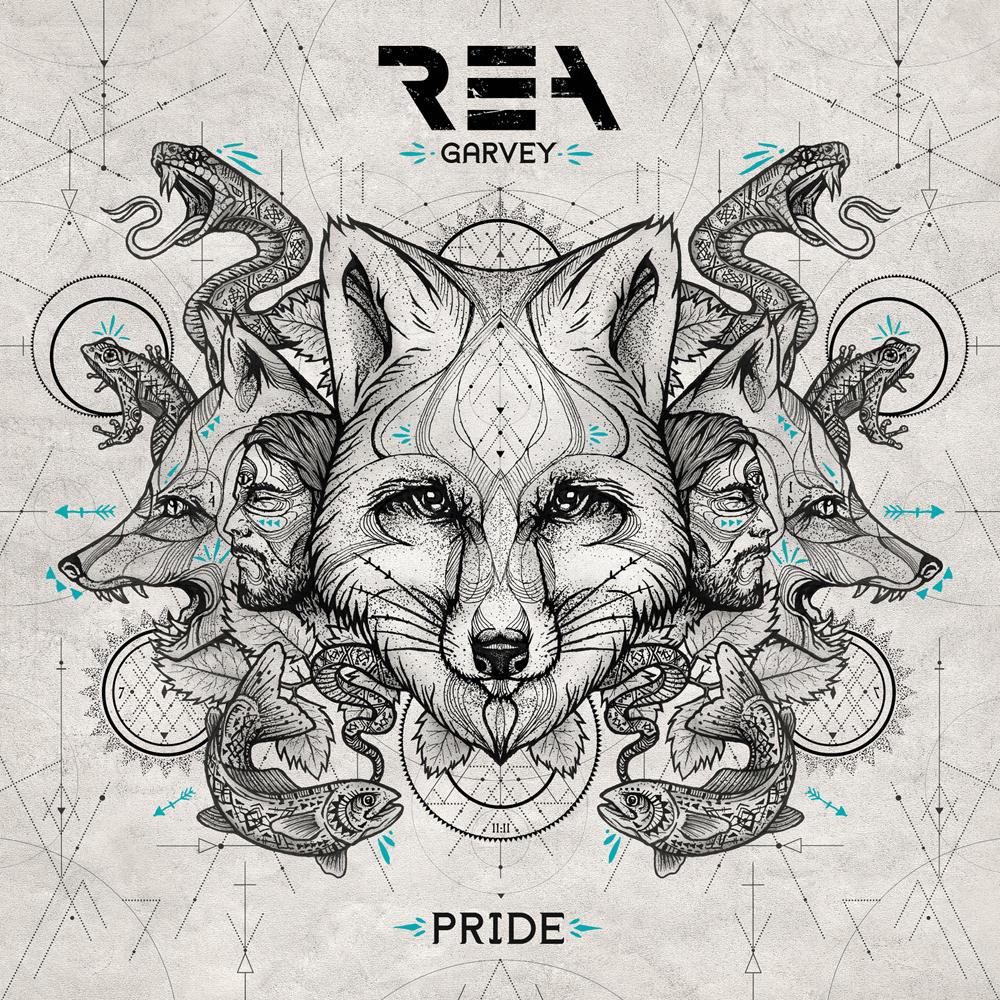 """Garveys Album """"Pride"""" (Universal Music) ist im wahren Wortsinn sein ganzer Stolz."""