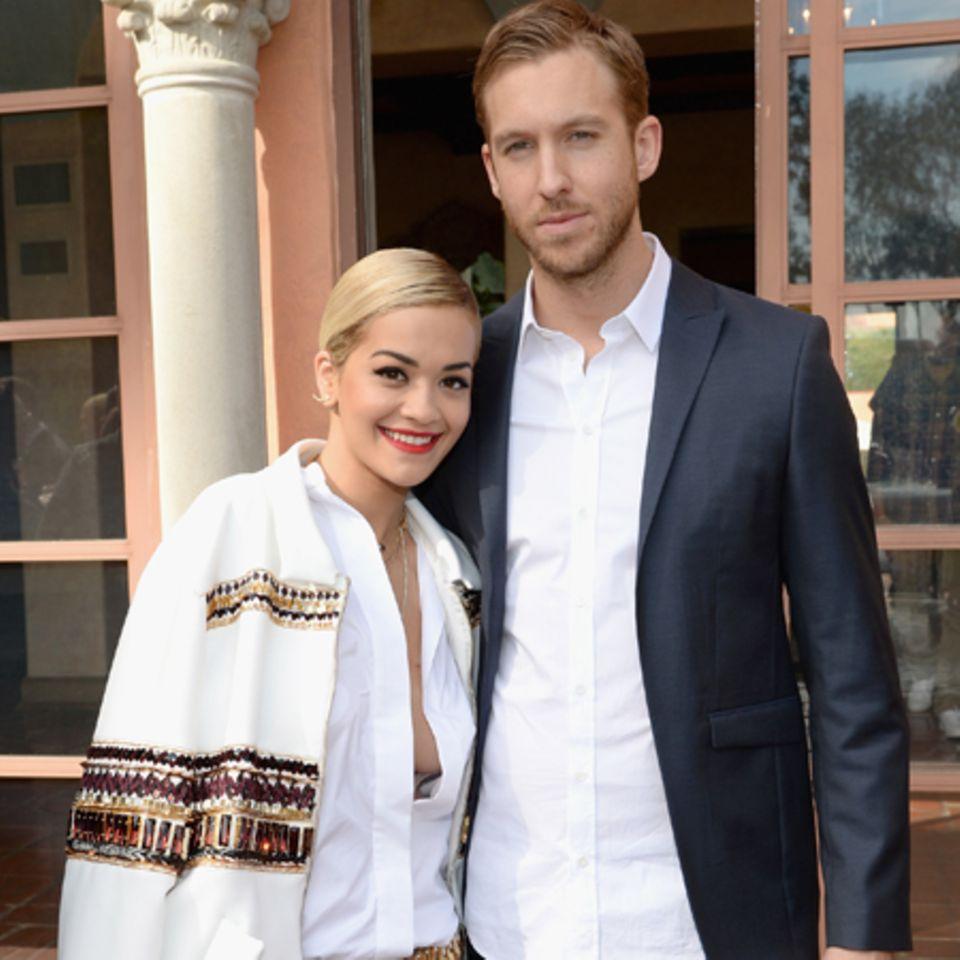 Rita Ora + Calvin Harris
