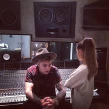 Justin Bieber + Ariana Grande