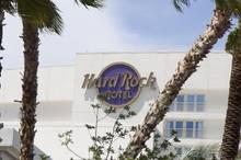 """Im Casino des """"Hard Rock Hotel"""" in Las Vegas soll Ben Affleck beim Blackjack Karten gezählt haben."""