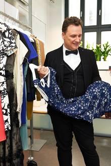 """Guido Maria Kretschmer will für Mutti Michaela einen neuen Look kreieren und sie wieder """"auf den richtigen Modeweg"""" führen."""