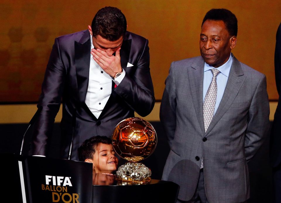 Cristiano Ronaldo, Cristiano Ronaldo Jr.