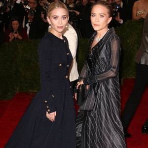 Mary-Kate + Ashley Olsen