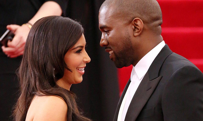 Mit Kanye West, 36, ist mit Kim seit Oktober 2013 verlobt.