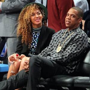 Beyoncé + Jay Z