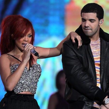 Rihanna + Drake