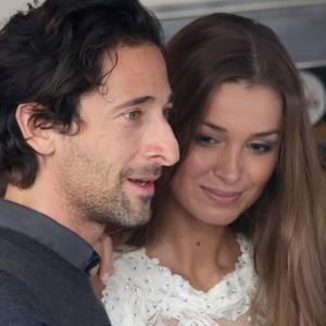 Adrien Brody, Lara Lieto