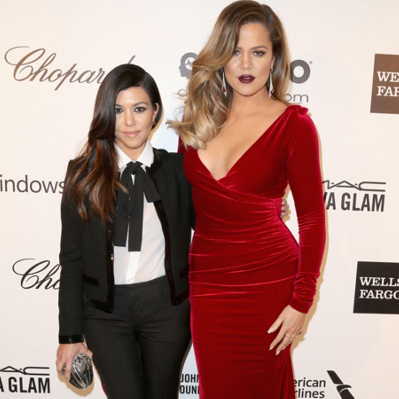 Kourtney And Khlo U00e9 Kardashian Auf In Die Hamptons GALA De