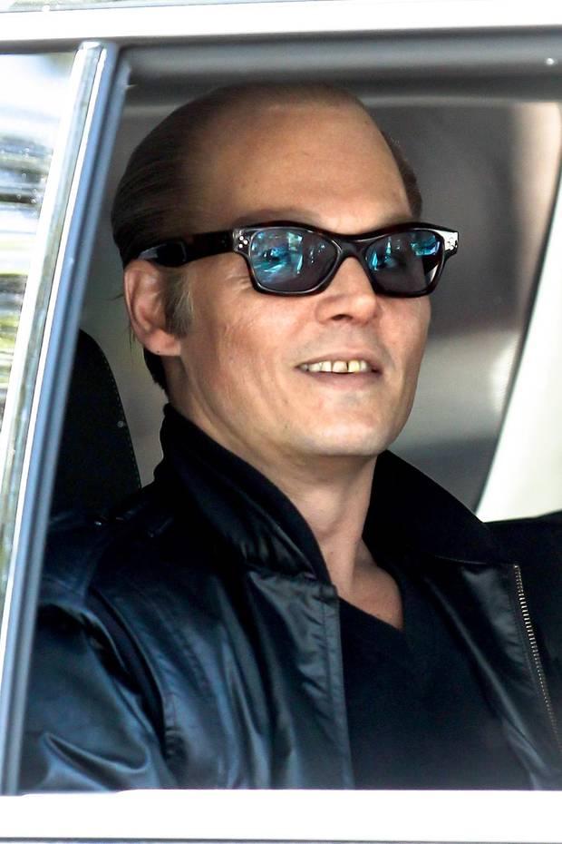 Johnny Depp als Whitey Bulger