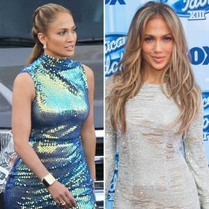 Jennifer Lopez greift aktuell am liebsten zu leuchtenden Stoffen, Pailletten und aufwendigen Stickereien