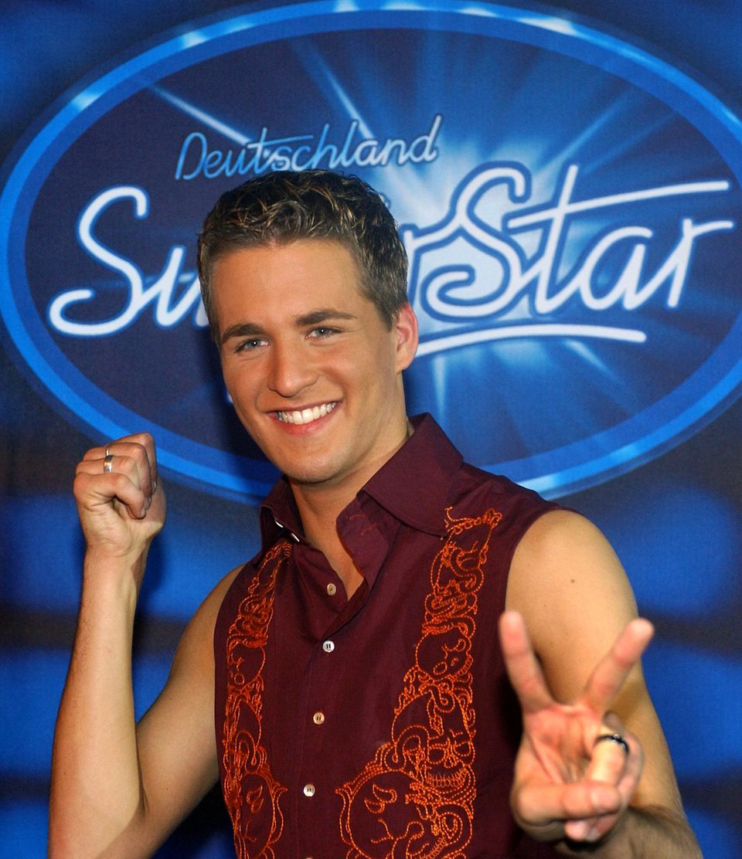 """2003 gewann Alexander Klaws die erste Staffel von """"Deutschland sucht den Superstar"""". Kritiker schmähten ihn da noch als Milchbubi."""