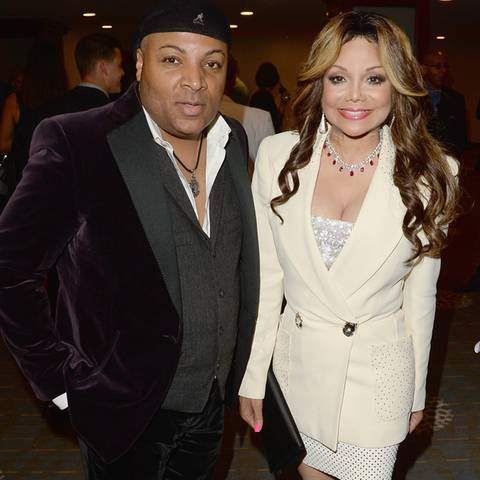 Jeffré Phillips + La Toya Jackson