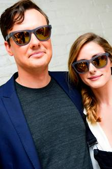 Olivia Palermo + Robert Denning