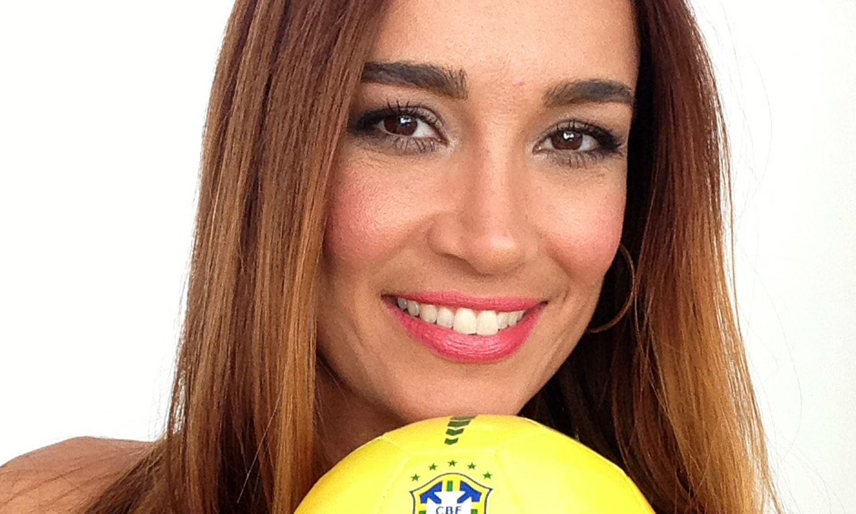 WM-Kolumnistin und Brasilienexpertin Jana Ina Zarrella
