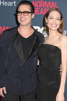 Angelina Jolie + Brad Pitt