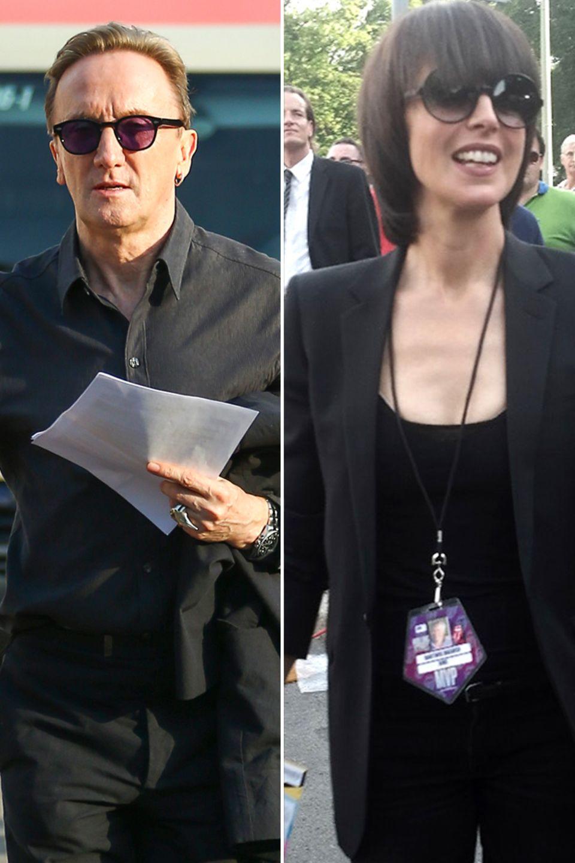 Barbara Schöneberger, Marius Müller-Westernhagen, Nena, Thomas Gottschalk