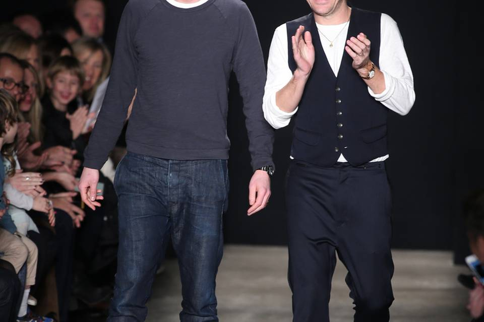 Marcus Wainwright + David Neville