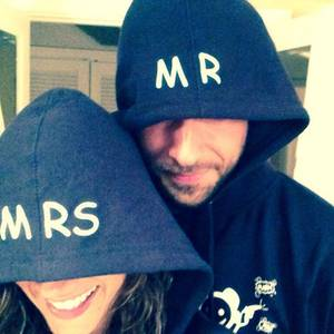 Zachary Levi + Missy Peregrym
