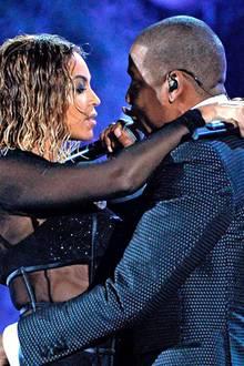 Beyoncé Knowles + Jay-Z