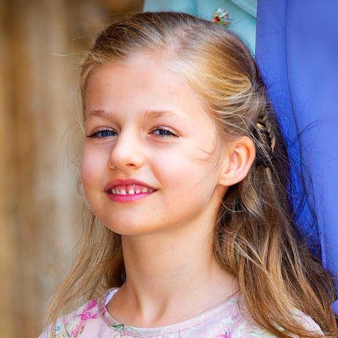 Prinzessin Leonor ist Spaniens neue Kronprinzessin.