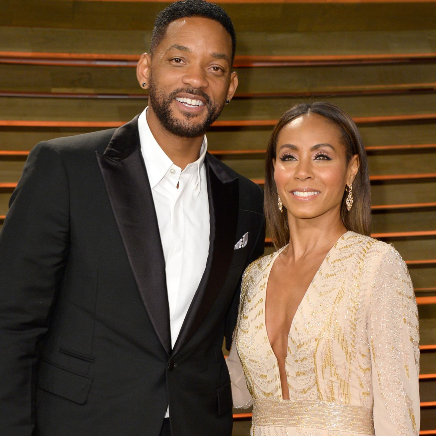Will Smith + Jada Pinkett Smith
