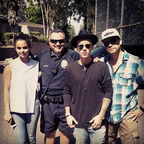 Justin Bieber + Selena Gomez