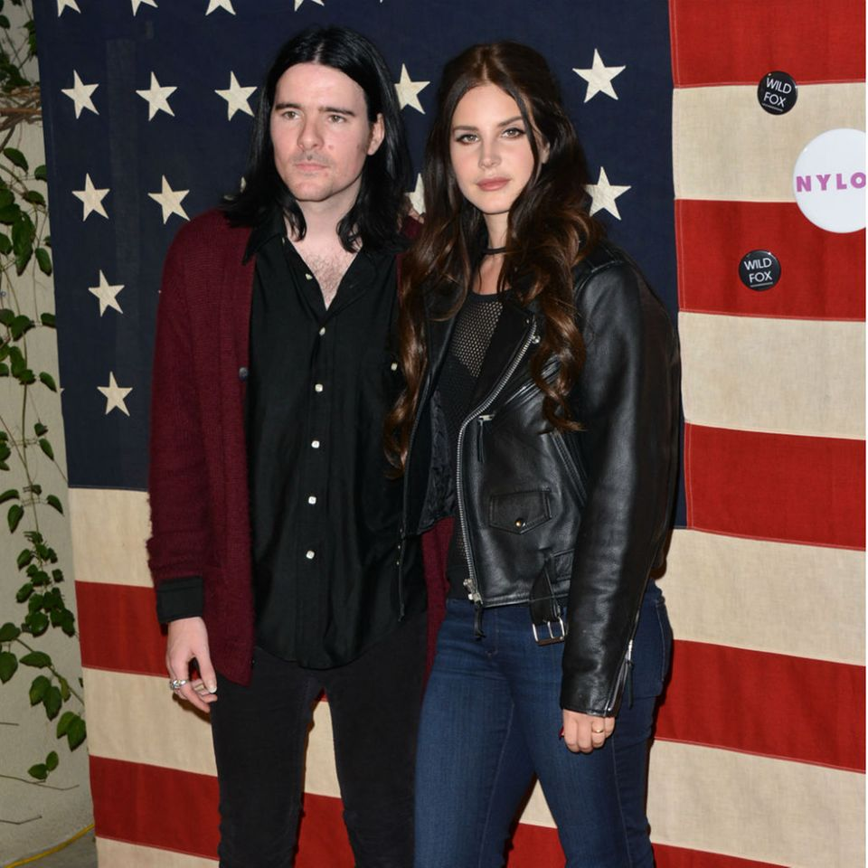 Lana Del Rey + Barrie-James O'Neill