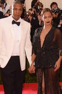 Jay-Z + Beyoncé Knowles