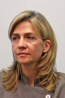 Infantin Cristina von Spanien