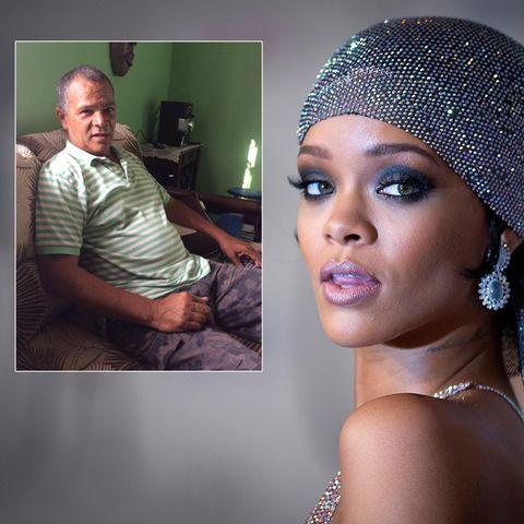 Rihanna, Ronald Fenty
