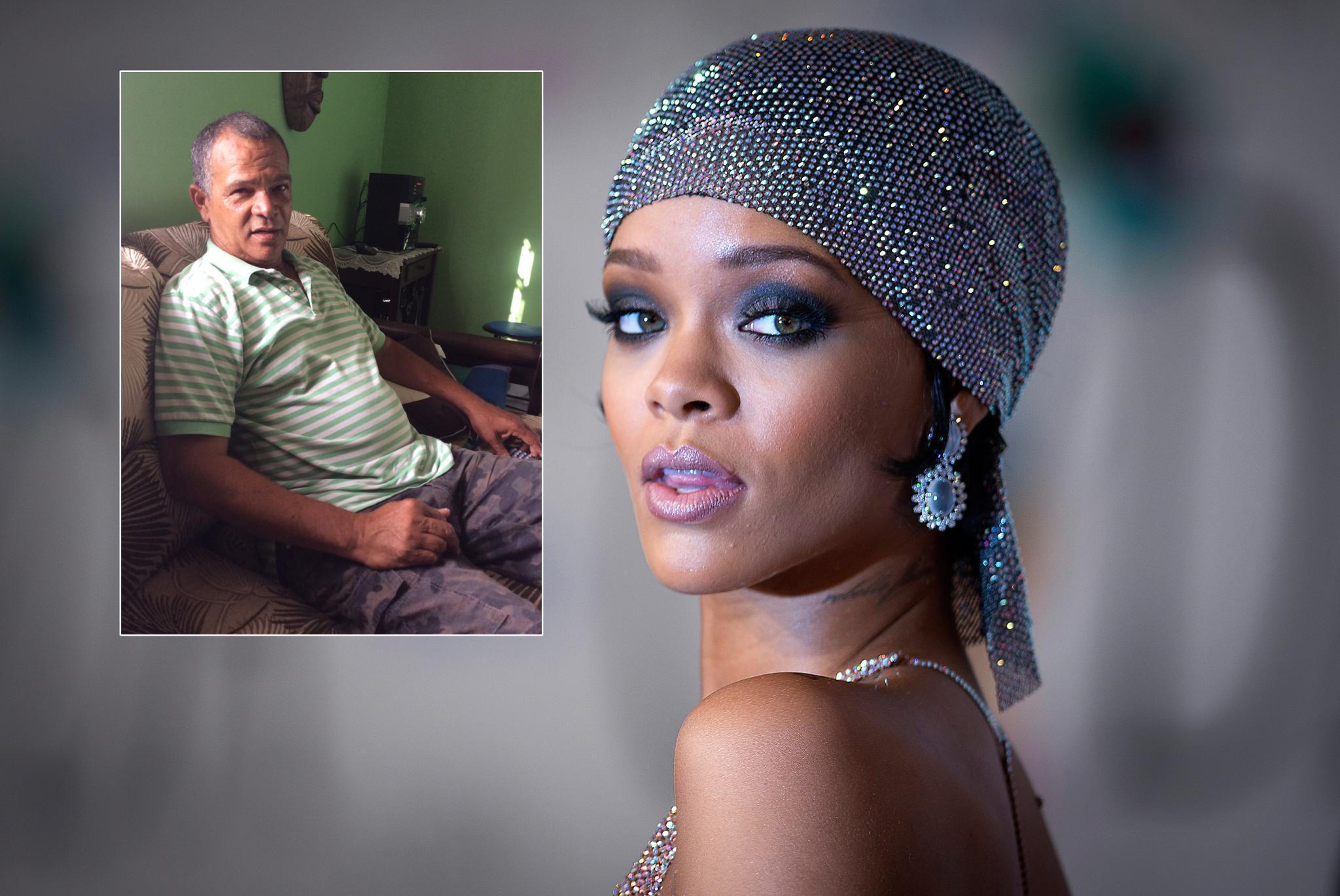 Rihanna Vorspann Monaco Photos