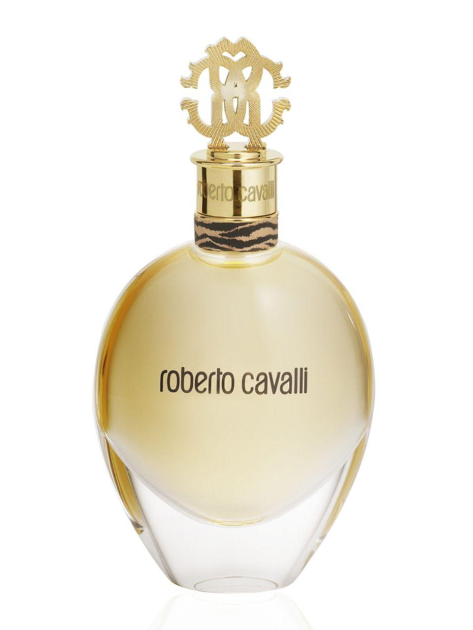 """Sinnlich wie Cavallis Mode: """"Signature"""" mit rosa Pfeffer, Orangenblüten und Amber, EdP, 50 ml, ca. 66 Euro"""