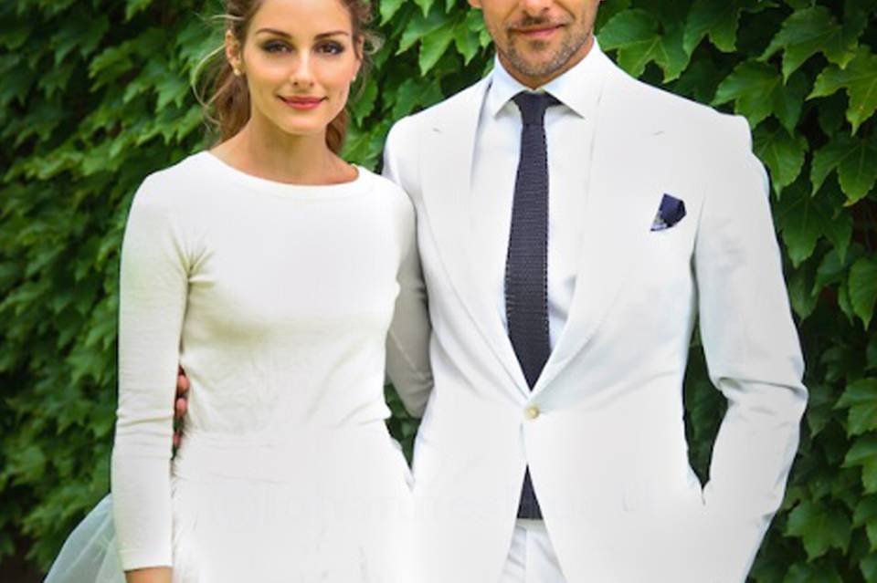 Olivia Palermo + Johannes Huebl