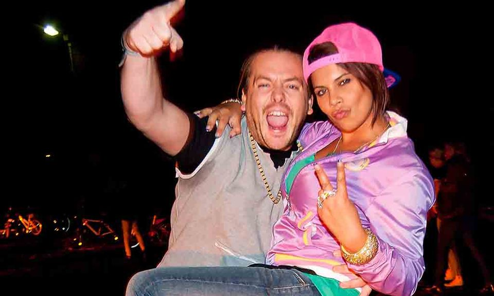 Manny Marc + Indira Weis