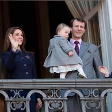 Prinzessin Marie und Prinz Joachim stehen kurz vor einem Umzug.