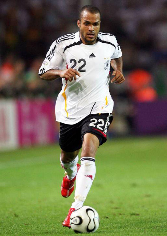 Auf dem Höhepunkt: David Odonkor während der WM 2006 in Deutschland.