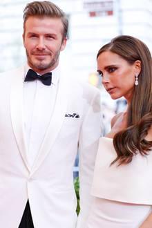 David + Victoria Beckham