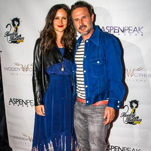 David Arquette + Christina McLarty