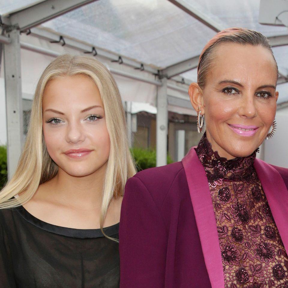 Cheyenne + Natascha Ochsenknecht