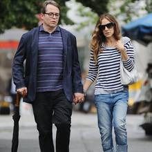 Matthew + Sarah Jessica