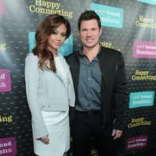 Vanessa + Nick Lachey